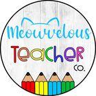 Meowvelous Teacher Co