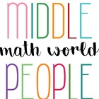 Middle People Math World