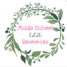 Middle School ELA Resources