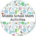 Middle School Math Activities