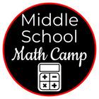 Middle School Math Camp