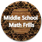 Middle School Math Frills