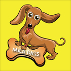 Mila Digs Worksheets