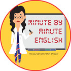 Minute by Minute English ESL  EFL  ELL ESOL ELD