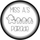 Miss A First Grade Parade