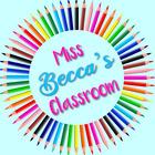 Miss Becca's Classroom