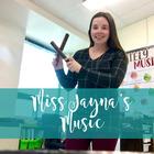 Miss Butler's Music