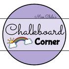 Miss Chila's Chalkboard Corner