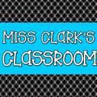 Miss Clark's Classroom