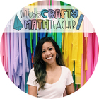 Miss Crafty Math Teacher