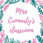 Miss Cromarty's Classroom