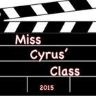 Miss Cyrus' Class