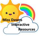 Miss Dawn's Interactive Resources