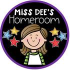 Miss Dee's Homeroom