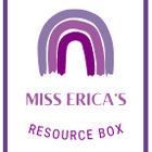 Miss Erica's Resource Box