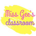 Miss Gee's Classroom