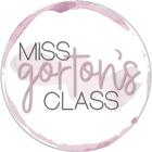 Miss Gorton's Class