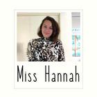 Miss Hannah's TPT