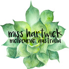 Miss Hartwick  Melbourne