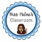 Miss Hulme's Classroom