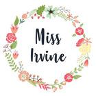 Miss Irvine's Class