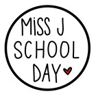 Miss J School Day