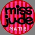 miss jude math