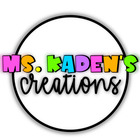Miss Kaden's Creations