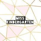 MISS KINDERGARTEN TpT