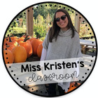 Miss Kristen's Classroom