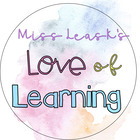 Miss Leask's Love of Learning