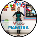 Miss Maestra Spanish Resources
