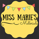 Miss Marie's Materials