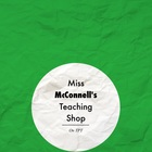 Miss McConnell's Teaching Shop