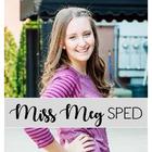 Miss Meg SPED