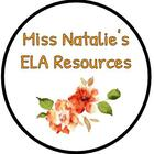 Miss Natalie's ELA Resources