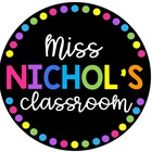 Miss Nichol's Classroom
