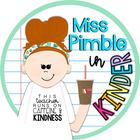 Miss P Teaches Grade 3