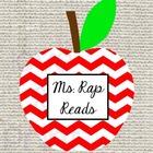 Miss Rap Reads