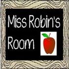 Miss Robin's Room
