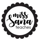 Miss Sana Teaches