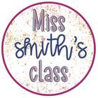 Miss Smith's Class
