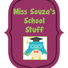 Miss Souza's School Stuff