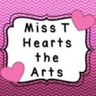 Miss T Hearts the Arts