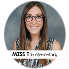 Miss T in Elementary