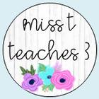 Miss T Teaches 3