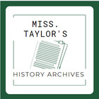 Miss Taylor's History Archives