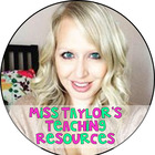 Miss Taylor's Teaching Resources