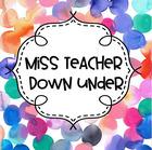 Miss Teacher Down Under