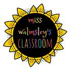 Miss Walmsley's Classroom